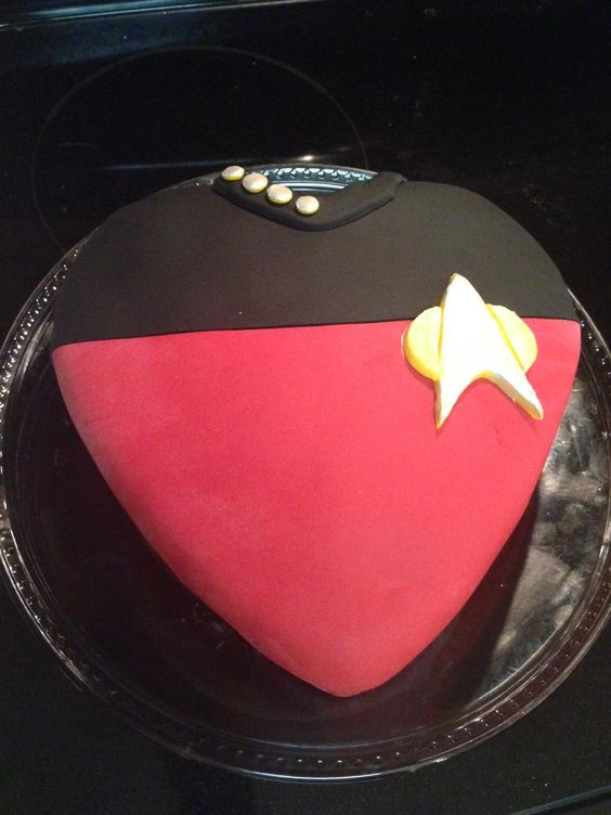 star trek cake coats coats and chang e 3 on 7668