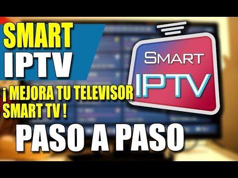 Smart Iptv El Mejor Contenido En Tu Smart Tv Listas Iptv 2018 Samsung Lg Sony Youtube Smart Tv Tv Antena Wifi