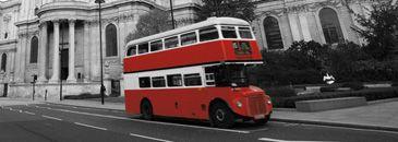 Retro London Bus!!