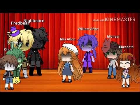 Fnaf Singing Battle Fnaf 4 Vs Afton Family Part2 2 Youtube In 2020 Afton Fnaf Anime Characters