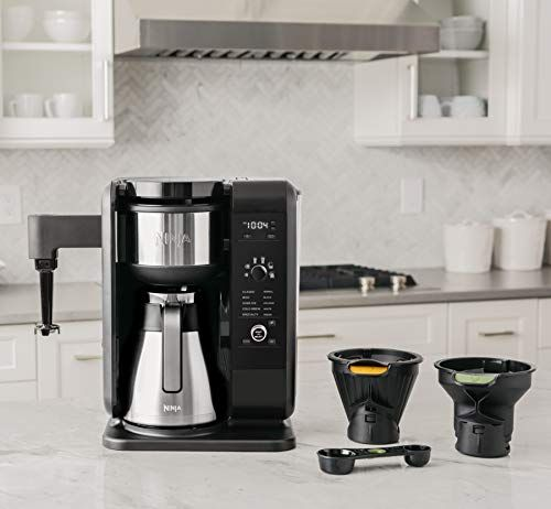Ninja Hot And Cold Brewed System Auto Iq Tea And Coffee