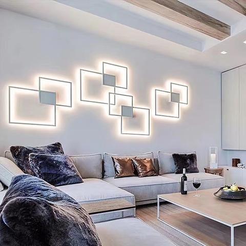 Modern Wall Lamp Wall Lamps Diy Ceiling Lights Living Room Living Room Lighting