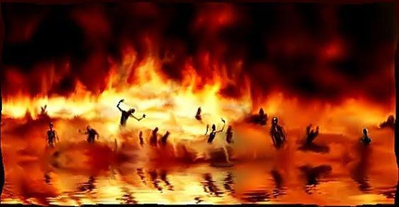 Inferno foi inventado pela igreja para controlar as pessoas com o medo