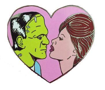 IN LOVE WITH FRANKENSTEIN