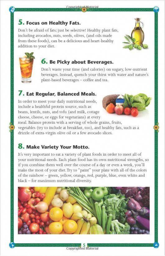 Oldways 4 Week Vegetarian And Vegan Diet Menu Plan Recipe Book Vegetarianfoods Diet Plan Menu Vegetarian Recipes Easy Vegetarian