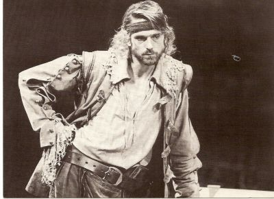 "Jeremy Irons as Willmore in the RSC's 1986 production of Aphra Benn's ""The Rover"", directed by John Barton and performed at The Swan. Irons also starred in ""The Winters Tale"" (as Leontes) and in ""Richard II"" in the same season - http://www.rsc.org.uk/whats-on/richard-ii/production-history-in-pictures; http://www.rsc.org.uk/explore/shakespeare/plays/production-history"