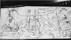 dora maar Guernica Picasso debut