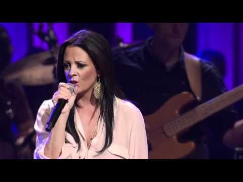 """""""A Little Bit Stronger"""" by Sara Evans [Live] -- Positive song"""
