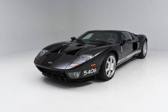 2004 Ford GT Prototype (CP-1) for sale #1757033 | Hemmings Motor News