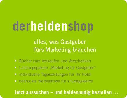 """http://www.der-heldenshop.de - alles was Gastgeber fürs Markting brauchen. Details finden Sie im Board """"Der Heldenshop"""" ..."""
