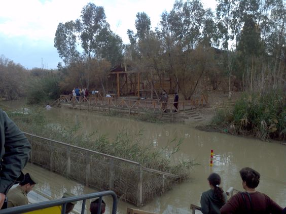 #Jordan river tours- the best way to Plan your #vacation in Israel- Pilgrim or not, its a must stop .