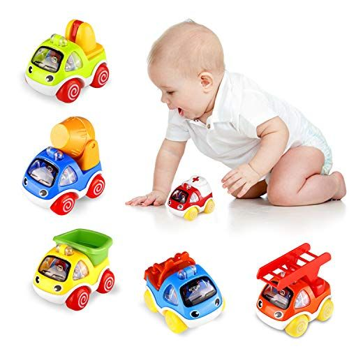 Shinepick Pull Back Cars Toy Cars For Toddlers Push And Go Vehicles Toys Friction Powered Car Toys Christmas Birthday Gift For 1 2 3 Years Old Boys And Girl Toy Cars