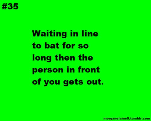 Softball Problems #35