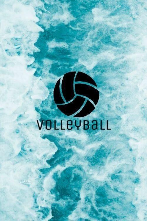 Follow Me On Pinterest Frootioops Volleyball Wallpaper Volleyball Backgrounds Volleyball Drawing