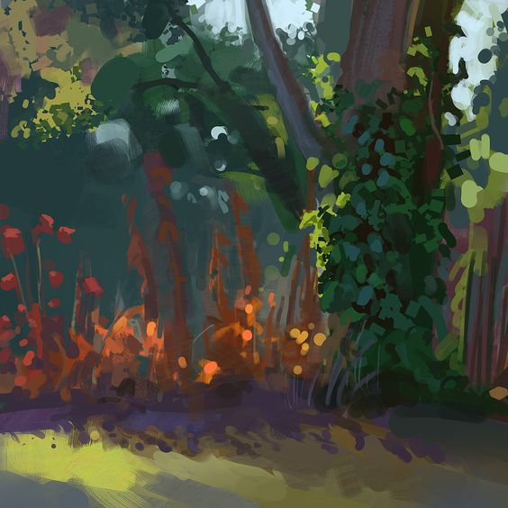 Daily Sketch #265, Photoshop