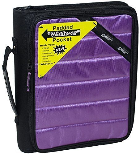 Tech Gear Mega Filled Binder Radiant Orchid #NotApplicable