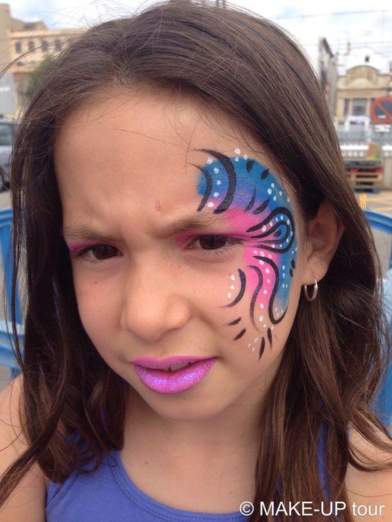 Maquillaje infantil | Maquillaje artístico | Pinterest ...