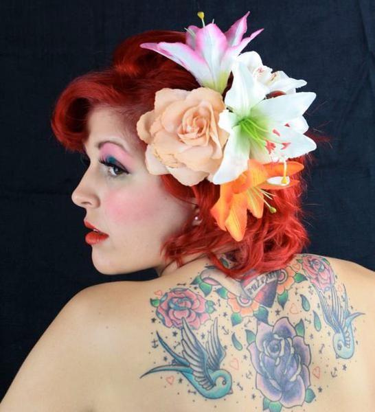 TANYA :: Inked Girls :: Tattooed Girls Model Search