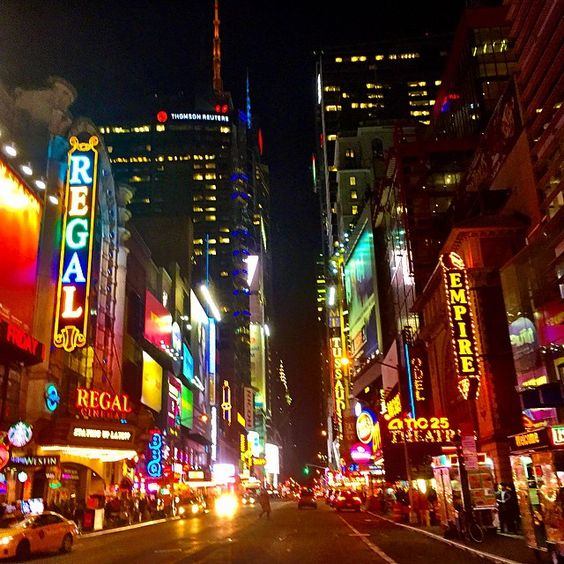 "poplipps: "" #TimesSquare you still rule #Nyc @beautifuldestinations #awesome (at Times Square NYC) """