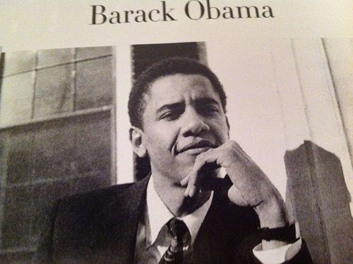 Young Barack ponders his future
