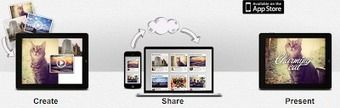Flowboard - A New Way to Share Everything From an iPad