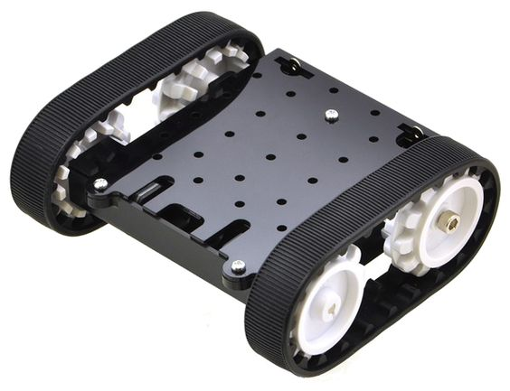 Chassis for Raspberry Pi robot