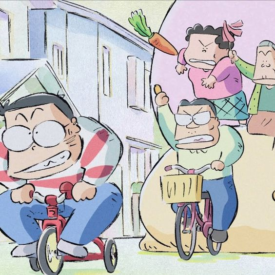 In a break from the frequently mythical storytelling of Studio Ghibli, director Isao Takahata wryly tweaks the everyday activities of family life with his...