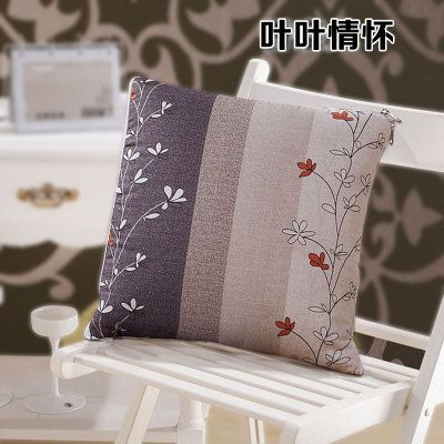 Algodón plegable de doble propósito cojín manta colcha almohadas decorar flores sofá fundas de colchón funda de almohada coche elegante confort(China (Mainland))