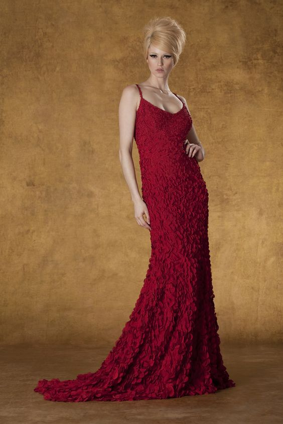 #THEIA #Fall #2013 - 881768: Petal Slip Gown