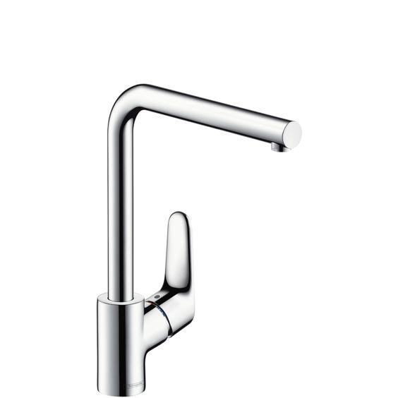 Hansgrohe Focus E mosogató csaptelep u2022 Rubit vízkőtlenítő - grohe concetto küchenarmatur