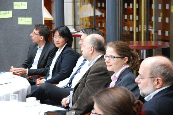 CGC Strategies 2012 - World Café Session