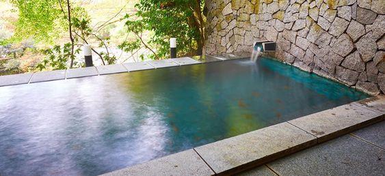 温泉 | 【公式】元湯 環翠楼 |創業約400年の老舗旅館