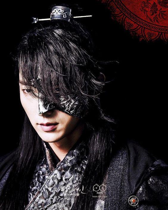 Lee Joon Gi - Scarlet Heart Ryeo - 4th Prince Wang So