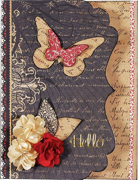 Paper Wishes® Weekly Webisodes, Scrapbooking Videos.  I love the webisodes from Paper Wishes.  Their products create such professional looking cards and scrapbook pages.