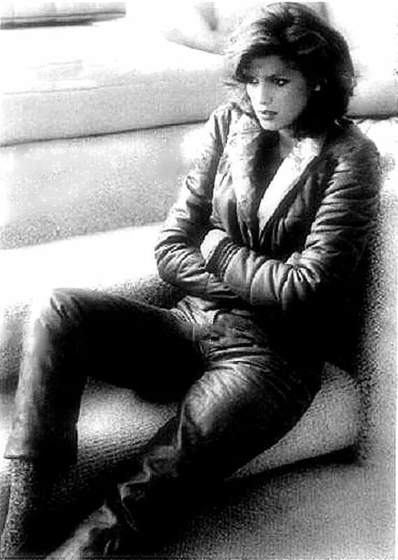 One of my favorite pictures of Gia Carangi