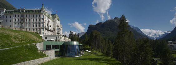Grand Hotel Kroenhof - Switzerland