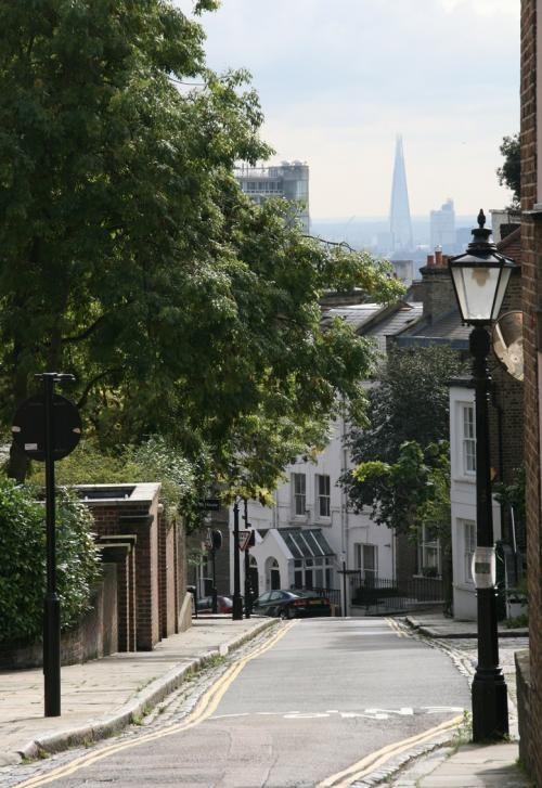 私のロンドン時間 Vol 3 北ロンドンの高級住宅地ハムステッド Notre Dame De France リージェント ストリート ハイドパーク ロンドン 高級住宅街 ロンドン 高級住宅地
