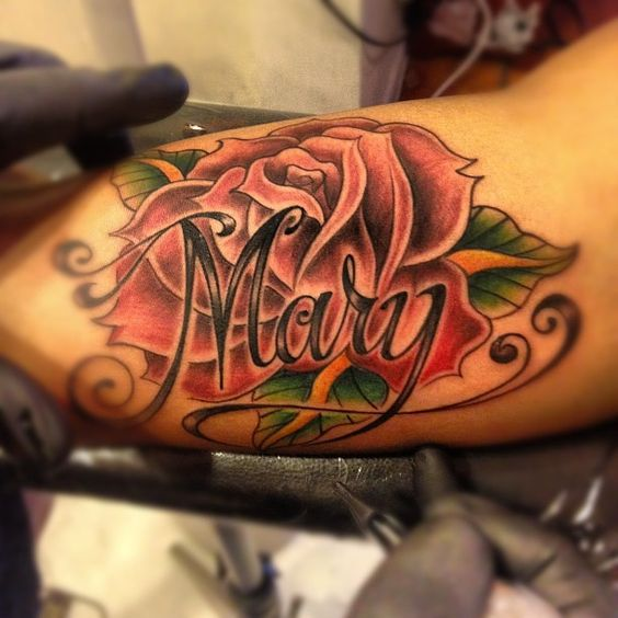 Rose Tattoos, Tattoo Designs And Tattoos And Body Art On