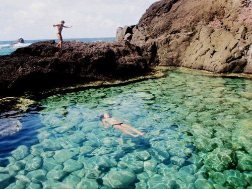 oh!!: Bucket List, Favorite Places Spaces, Rock Pools, Beautiful Places, Dream Vacations, Places I D, Natural Pools, Poolside Night