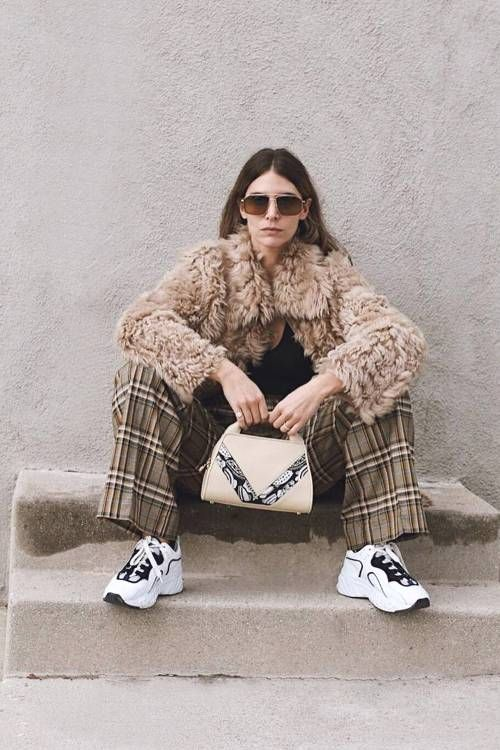 FW 2018/19 trends and outfits | Teddy Coat from Our Who What Wear Collection | Who What Wear UK