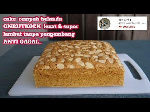 Cake Rempah Belanda Ontbijtkoek Lezat Dan Super Empuk Tanpa Pengembang Anti Gagal Youtube Hidangan Penutup Makanan Kue Lapis