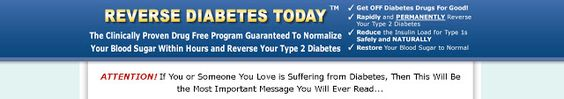 Patriks reviews: How to reverse diabetes naturally