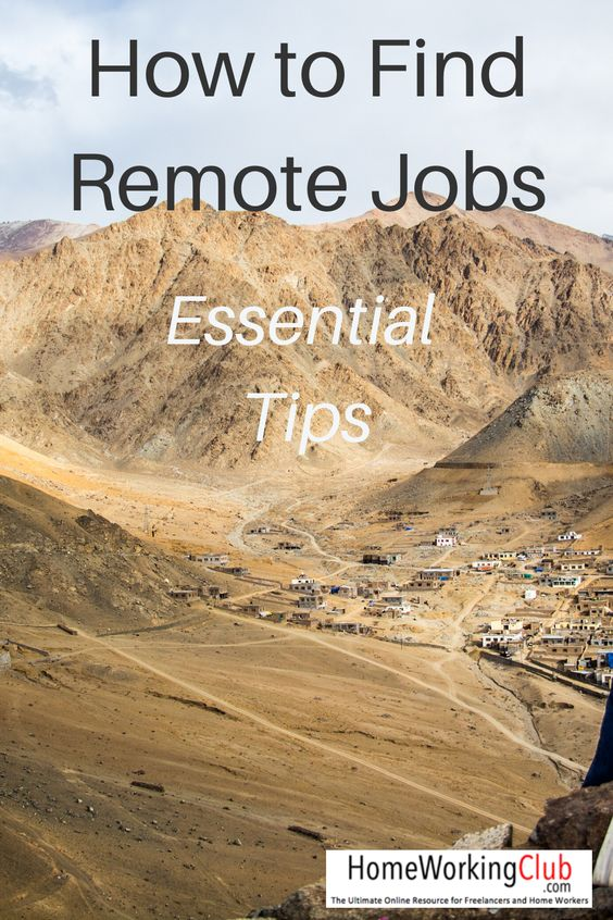 Remote Work Tips 10991
