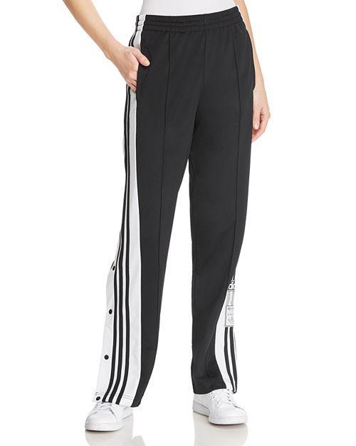 adidas Originals - Adibreak Side-Snap Track Pants | Track ...