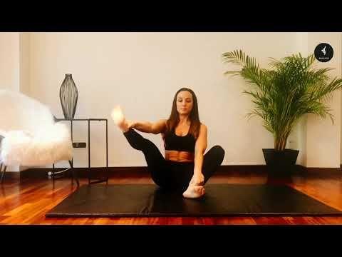 10 Min Pilates Iniciación 6 Youtube En 2020 Ejercicios Pilates Pilates Ejercicios