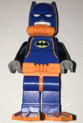 sh309: Batman - Scu-Batsuit