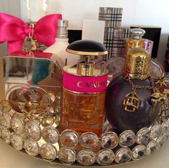 Perfume collection Prada