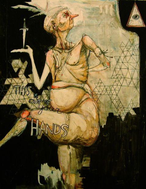 .: El Arte Art, Occult, Woah