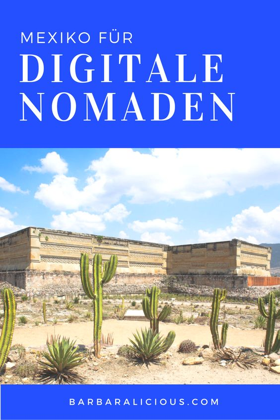 Im April und Mai 2016 war ich fast sechs Wochen in Mexiko unterwegs. Meine Erfahrungen und wie sich Mexiko für digitale Nomaden eignet, habe ich im folgenden Artikel versucht zusammenzufassen.