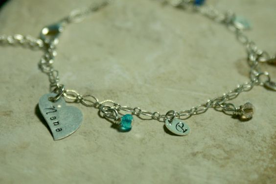 Hey, I found this really awesome Etsy listing at https://www.etsy.com/listing/230324083/personalized-hand-stamped-birthstone